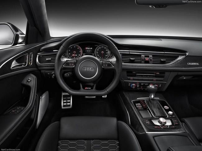 Салон Ауди RS6 Авант