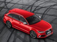 Audi RS6 C7 универсал 2016 фото