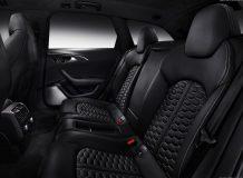 Интерьер Audi RS6 Avant фото