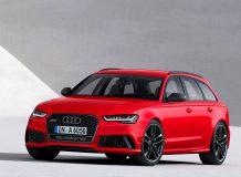 Audi RS6 Avant 2016 фото