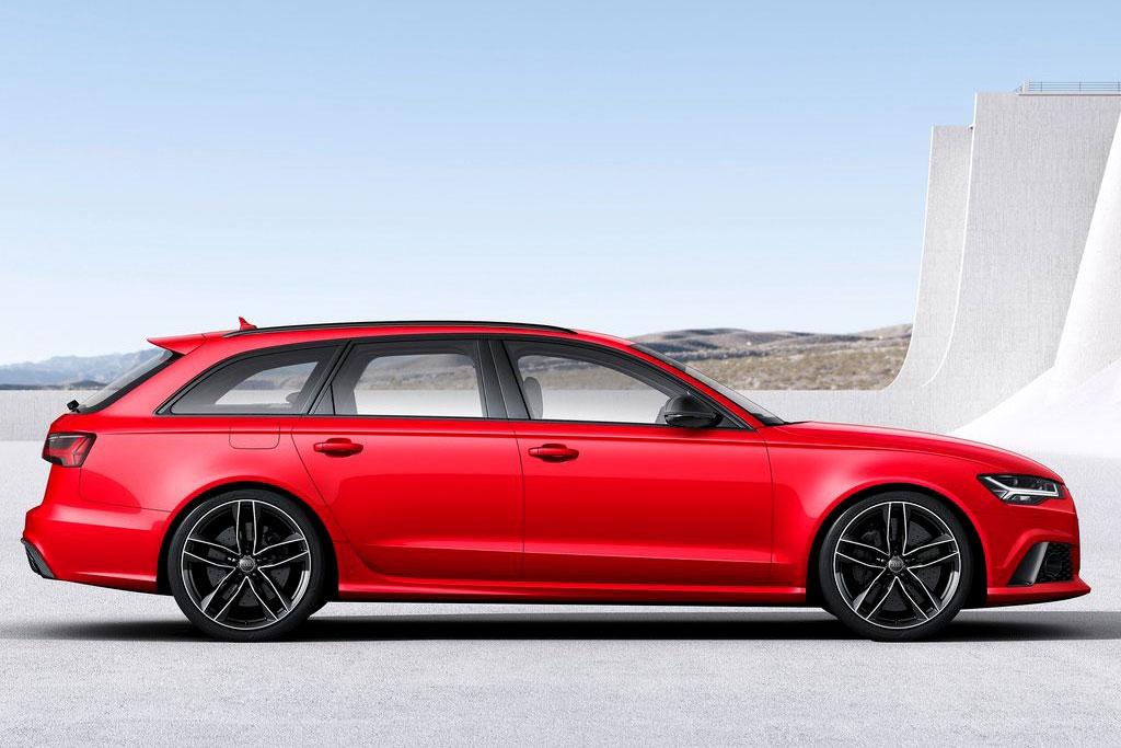 Новая Ауди RS6 Авант 2015
