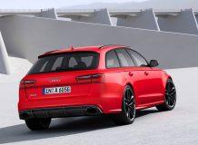 Фото новой Audi RS6 Avant 2017 года