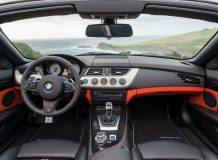 Салон BMW Z4 2014 фото