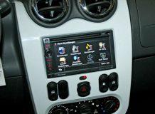 Тюнинг салона Renault Duster фото