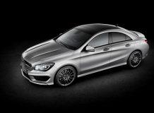 Фото Mercedes CLA-Class 2014