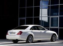 Фото Mercedes S 400 Hybrid L