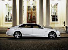Фото Mercedes S-Klasse W221