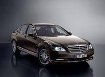 Фото Mercedes S 600