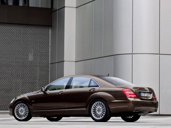 Mercedes-Benz S 600 W221 фото