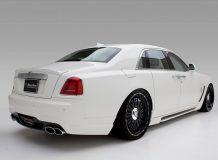 Обвес Sports Line Black Bison для Rolls-Royce Ghost