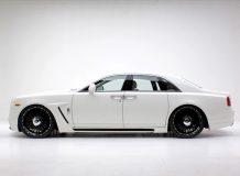 Диски на Rolls-Royce Ghost фото
