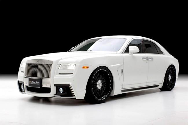 Rolls-Royce Ghost Sports Line Black Bison от Wald