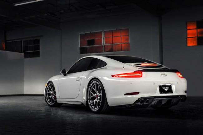 Обвес V-GT для Porsche 911 (991) от Vorsteiner