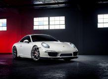 Фото тюнинг Porsche 911 (991) от Vorsteiner