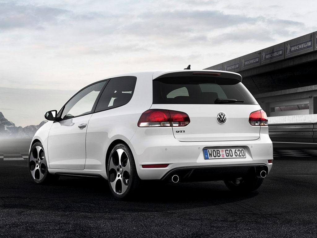 Фото Volkswagen Golf 6 GTI 3D