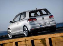 Фото VW Golf VI 3D