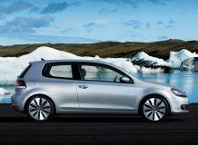 VW Golf 6 3D фото