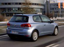 Volkswagen Golf 6 3-дверный
