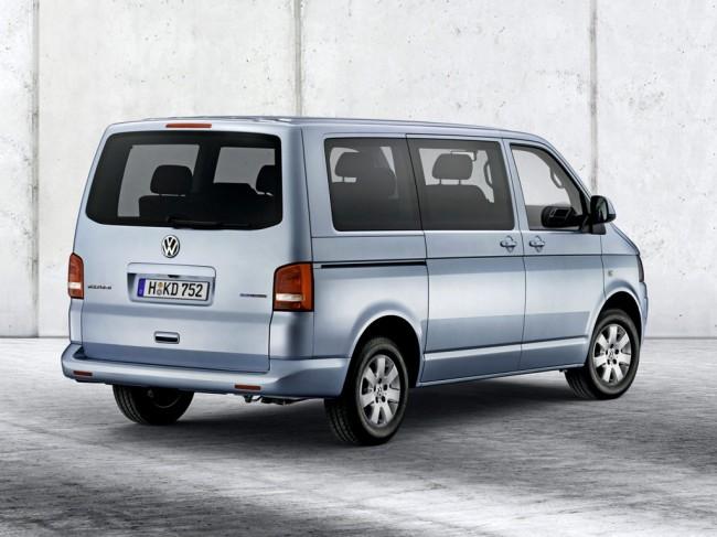 Volkswagen Transporter T5 Multivan фото