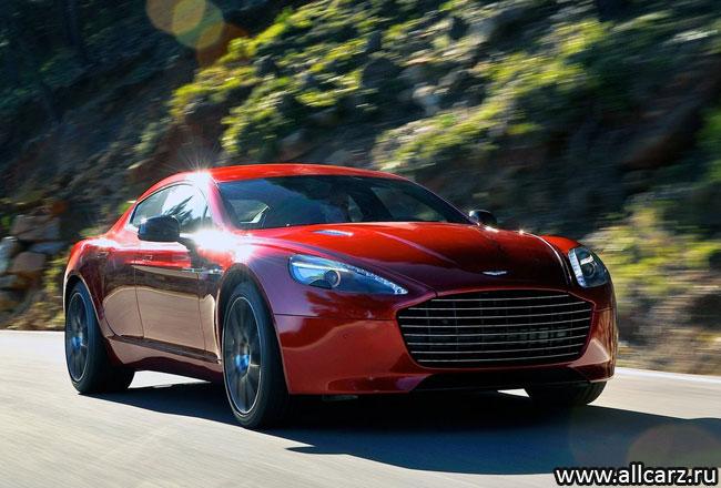 Aston Martin Rapide S фото