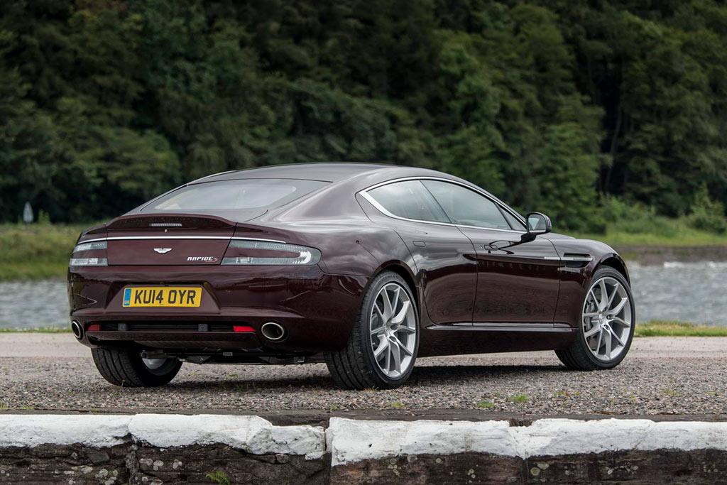 Aston Martin Rapide S 2015 фото