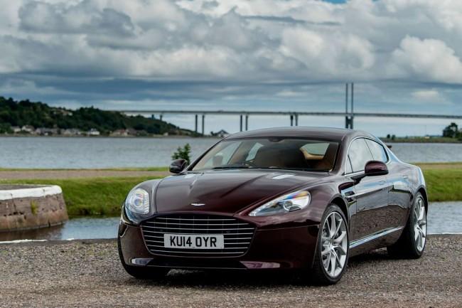 Обновленный Aston Martin Rapide S 2015