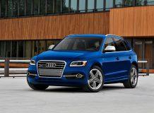 Фото Audi SQ5 TFSI 2015