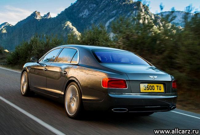 Bentley Flying Spur 2014 фото