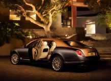 Bentley Mulsanne LWB фото