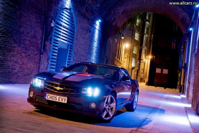 Авто Chevrolet Camaro V