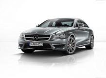 Фото Mercedes CLS 63 AMG 2014