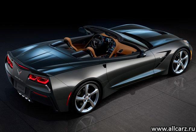 Corvette C7 Convertible фото