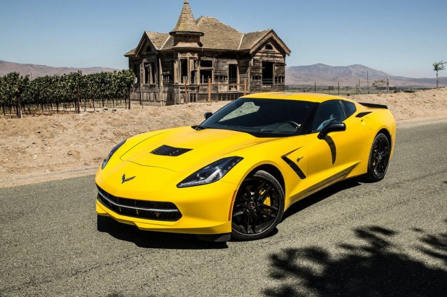 Corvette C7 Z51 Performance
