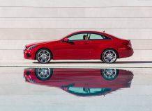 Обновленный E-Class Coupe W212 фото