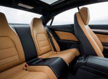 Интерьер Е-класс купе С207 фото