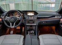 Салон Мерседес E63 AMG W212