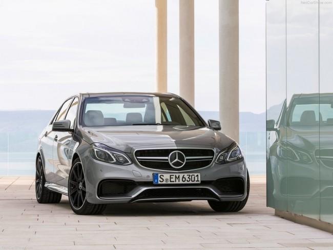 Mercedes-Benz Е63 AMG W212