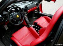 Салон Ferrari Enzo
