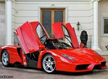 Обои Ferrari Enzo на рабочий стол