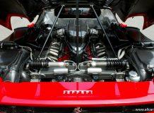 Двигатель Ferrari Enzo фото
