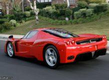 Суперкар Ferrari Enzo фото