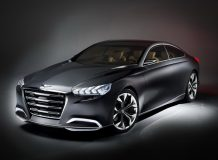 Фото Hyundai HCD-14 Genesis Concept