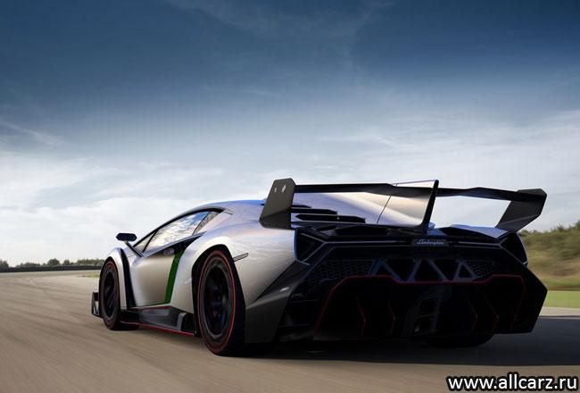 Lamborghini Veneno фото