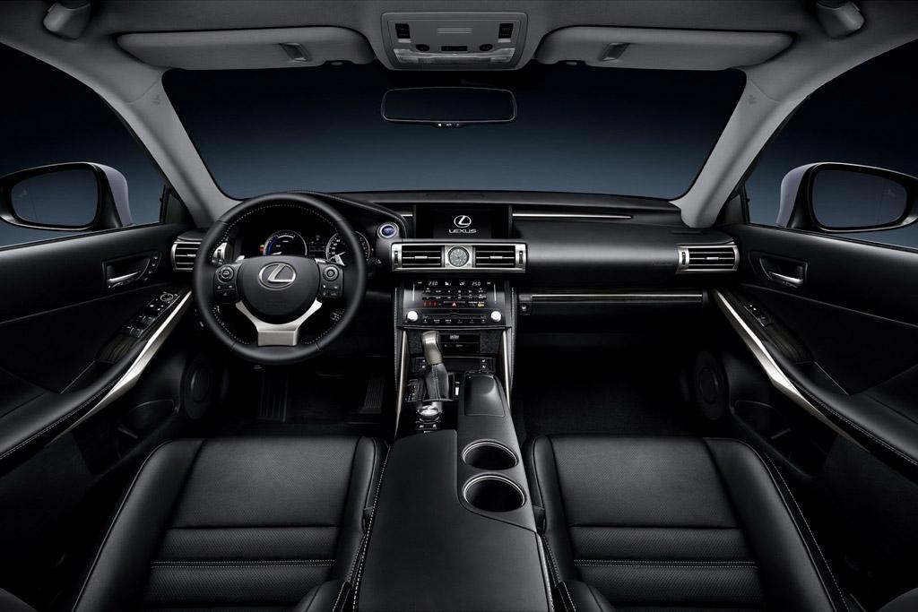 Фото салона Lexus IS 3