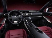 Фото салона Lexus IS F Sport