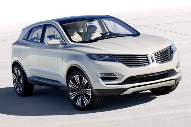Lincoln MKC Concept фото