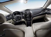 Салон Lincoln MKC Concept фото