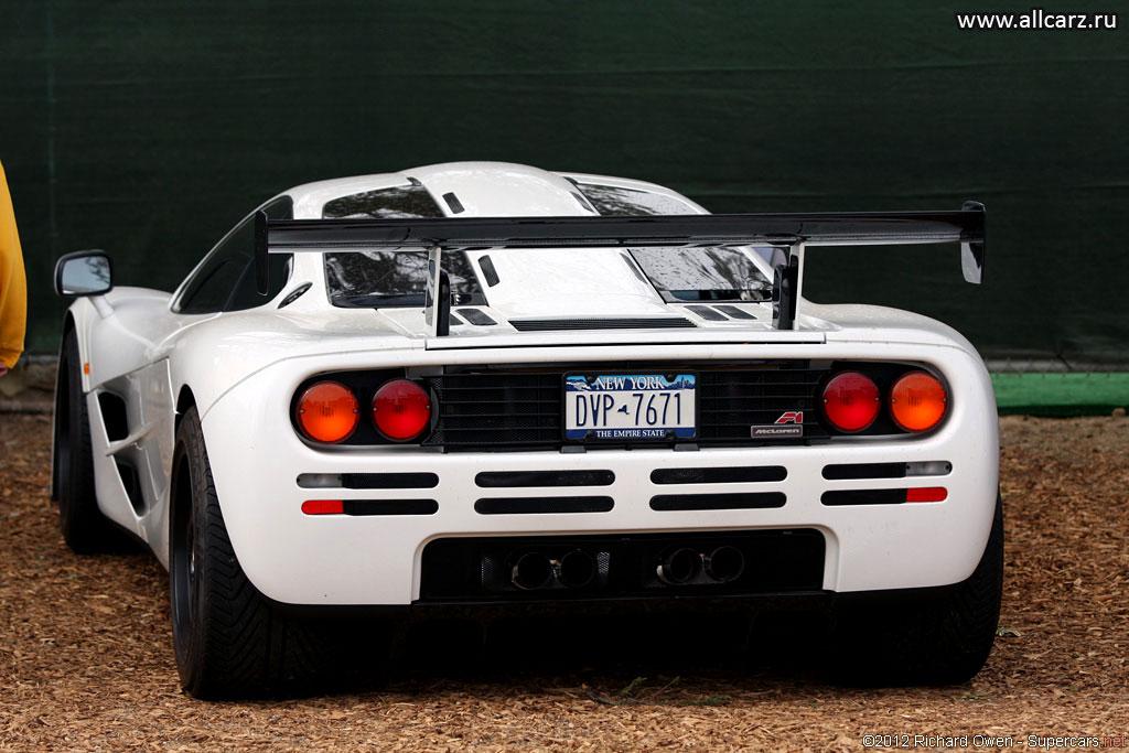 McLaren F1 GT фото