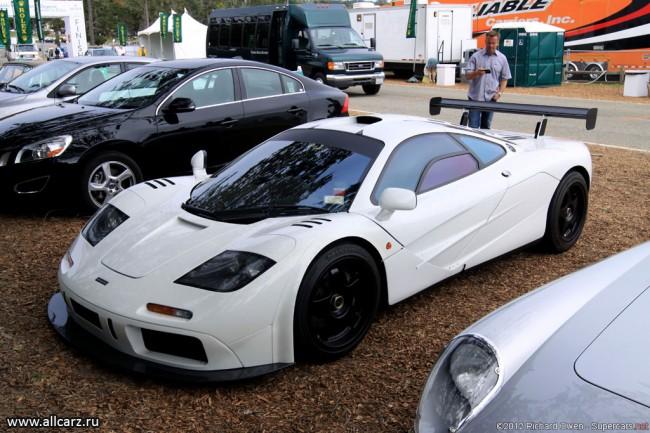 Фото McLaren F1 LM