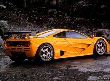 McLaren F1 LM фото